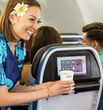 Hawaiian Airlines Seeking Japanese Speakers  for Flight Attendant Positions