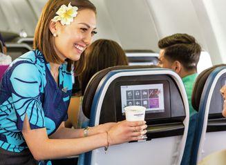 Hawaiian Airlines Seeking Japanese Speakers  for Flight Attendant Positions