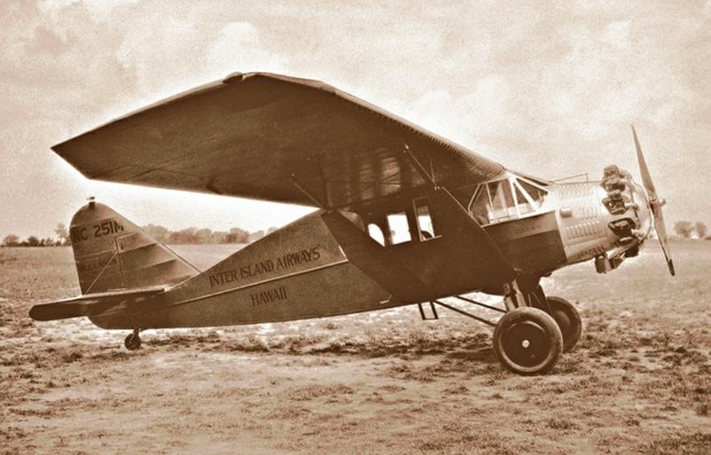 1929 Bellanca Pacemaker