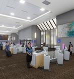 Hawaiian Airlines Renovating its Honolulu Lobbies