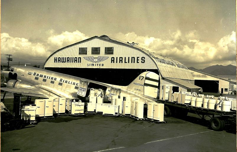 Flyback Friday: U.S. Cargo Certificate #1