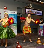 Hawaiian Airlines Brings Aloha to Boston
