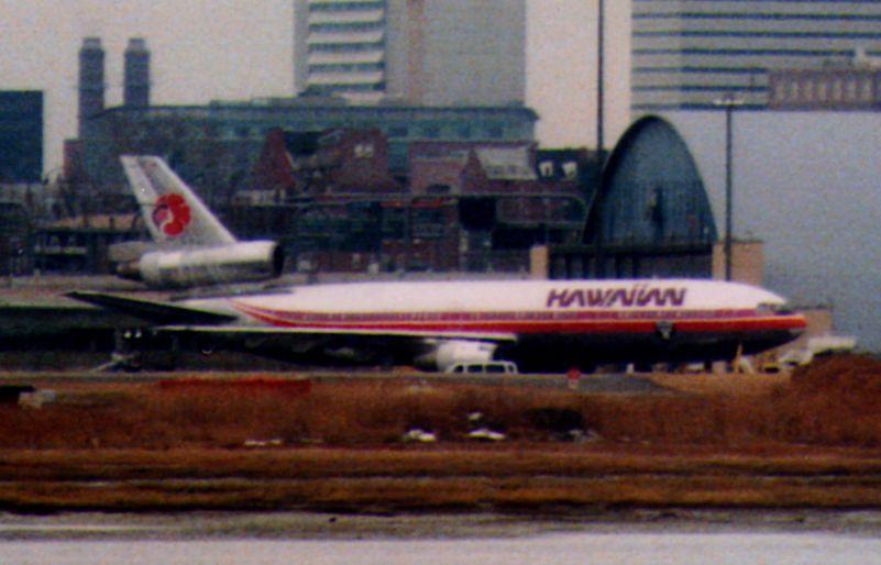 Hawaiian DC10