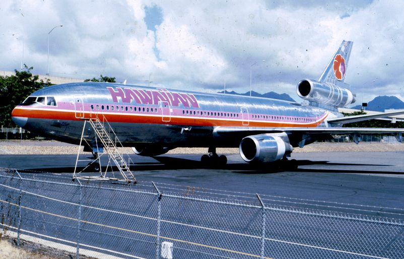 Flyback Friday: The DC-10 and Pualani's Boston Appearance