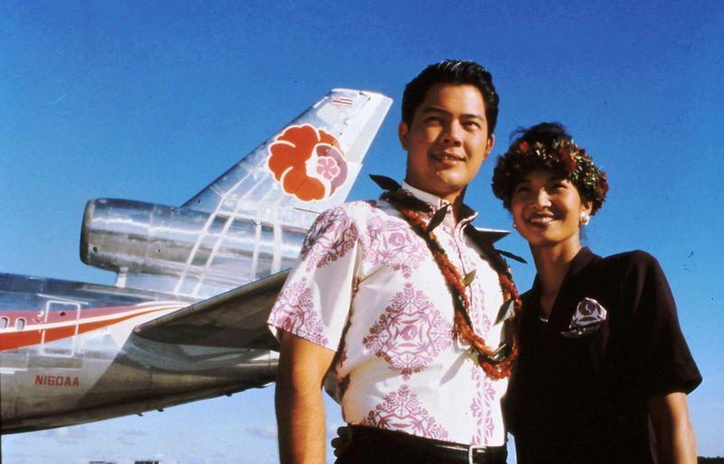 1998 DC-10 tail