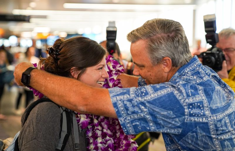 Credit Hawaiian Airlines