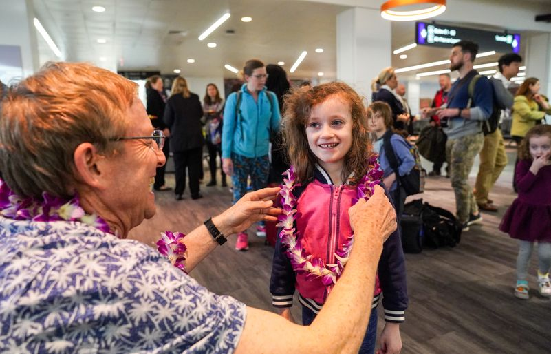 Credit Hawaiian Airlines
