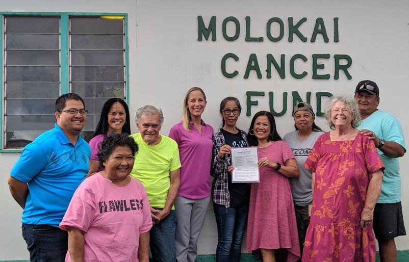 MCF Donation 1