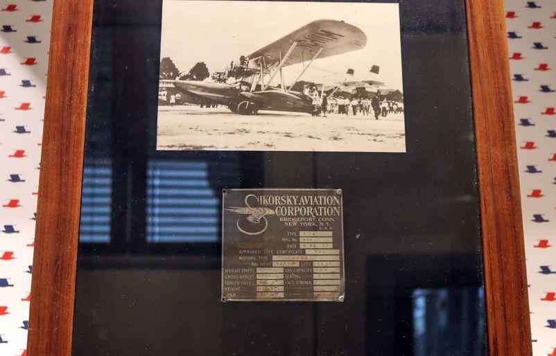 Aircraft Plate