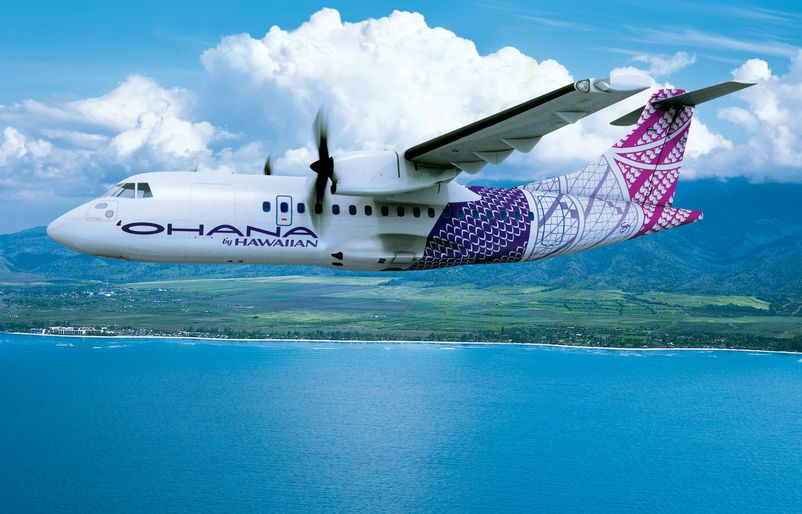 Ohana by Hawaiian - Air Shot