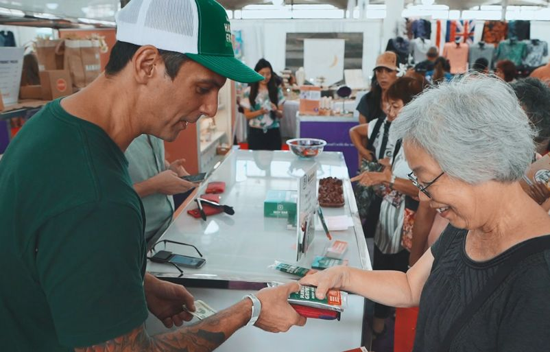 Growing Local Businesses at the Made in Hawaii Festival