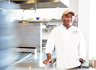 Chef Chung Headshot