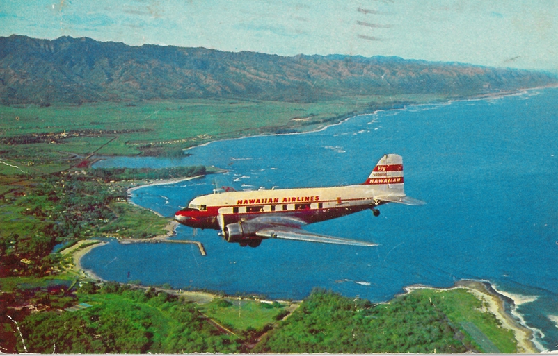 Flyback Friday: Giving Our Guests the Birds-Eye View of the Hawaiian Islands