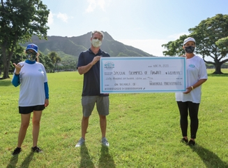 Thousands of Steps in the Right Direction: 852,700 Miles Covered, $68K Raised for Special Olympics Hawai'i