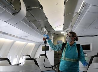 Spraying Business Class