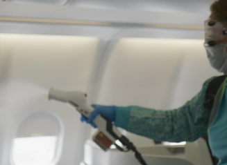 Spraying and Onboard B-Roll