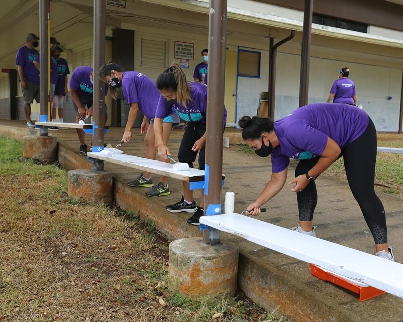 Kōkua Our Schools: Coming Together for Hawai'i's Keiki