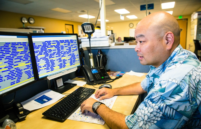 A Hui Hou: Jason Sato, a 34-Year Operations Veteran