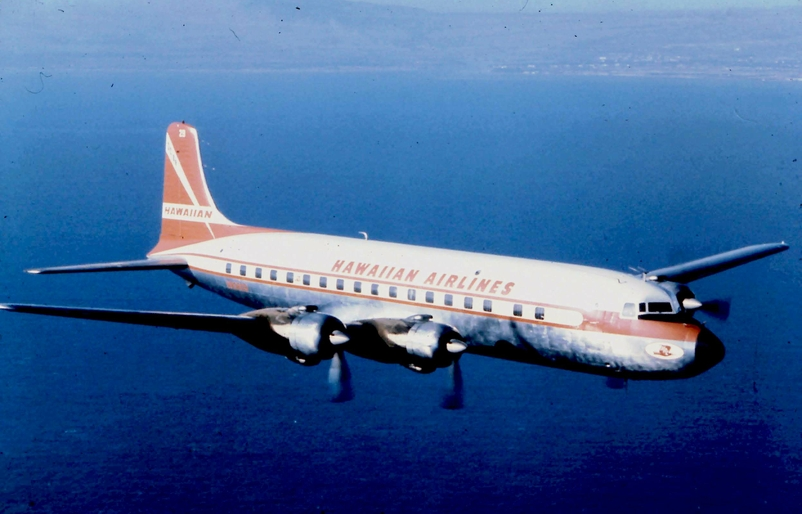 1959 DC-6