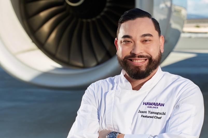 Featured Chef Jason Yamaguchi of Mugen Waikiki