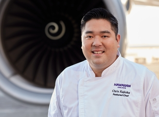 Featured Chef Chris Kajioka of Miro Kaimuki