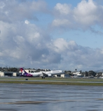 Hawaiian Airlines Starts Long Beach-Maui Service