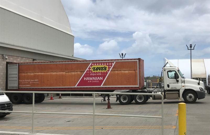 Love's May 2018 HA-Love's branded truck