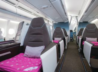 A330 Interiors