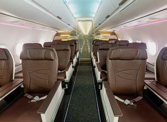 A321 Interiors