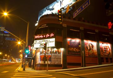 Whisky A Go Go LA Hollywood