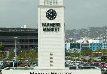 Farmers Market tower