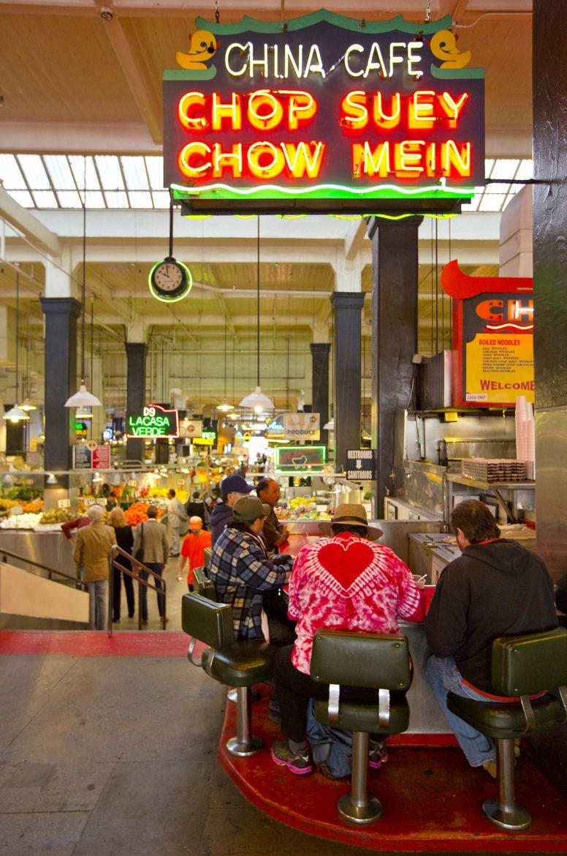 China Café, Grand Central Market