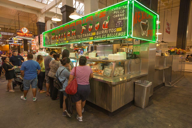 AnaMaria's, Grand Central Market