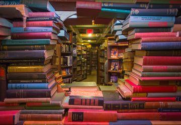 Books at The Last Boostore