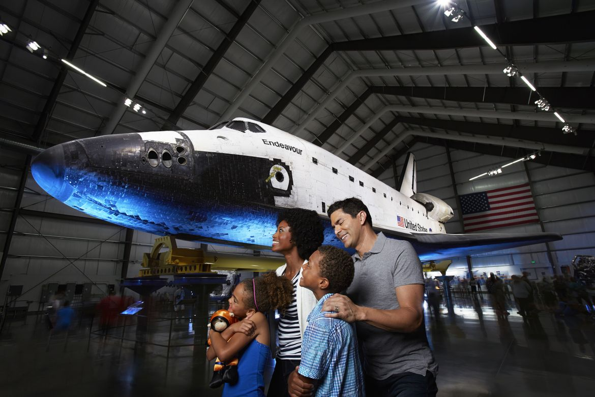 Space Shuttle Endeavour - CSC