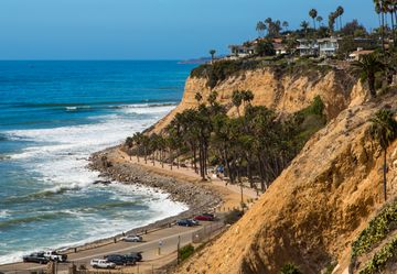 Manhattan Beach cliffs