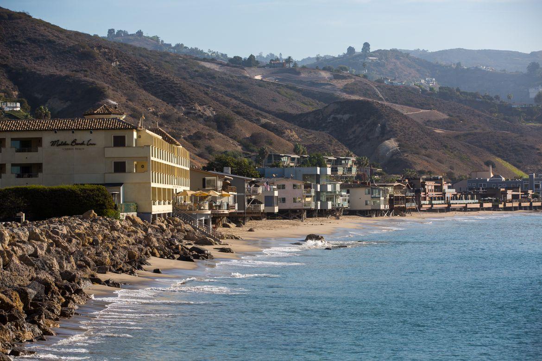 Malibu coastal living