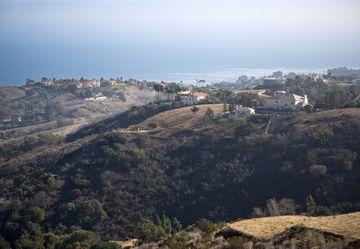 Malibu coastal community