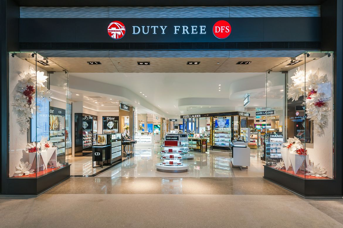 Duty Free at LAX