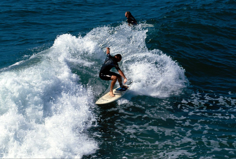Pacific Coast Surfers