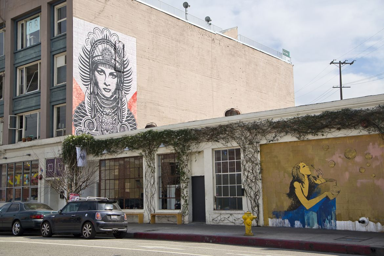 Arts District - Street Art (2)