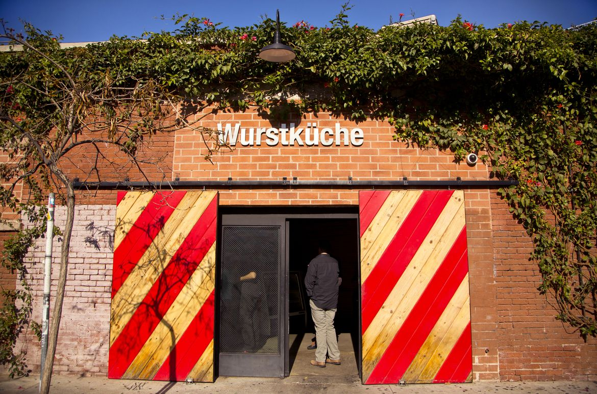Arts District - Wurstkuche