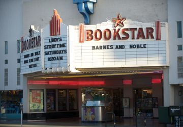 Bookstar Barnes and Noble