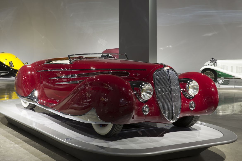 Petersen Automotive car