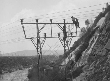 Kern River Transmission Line Breaks Records