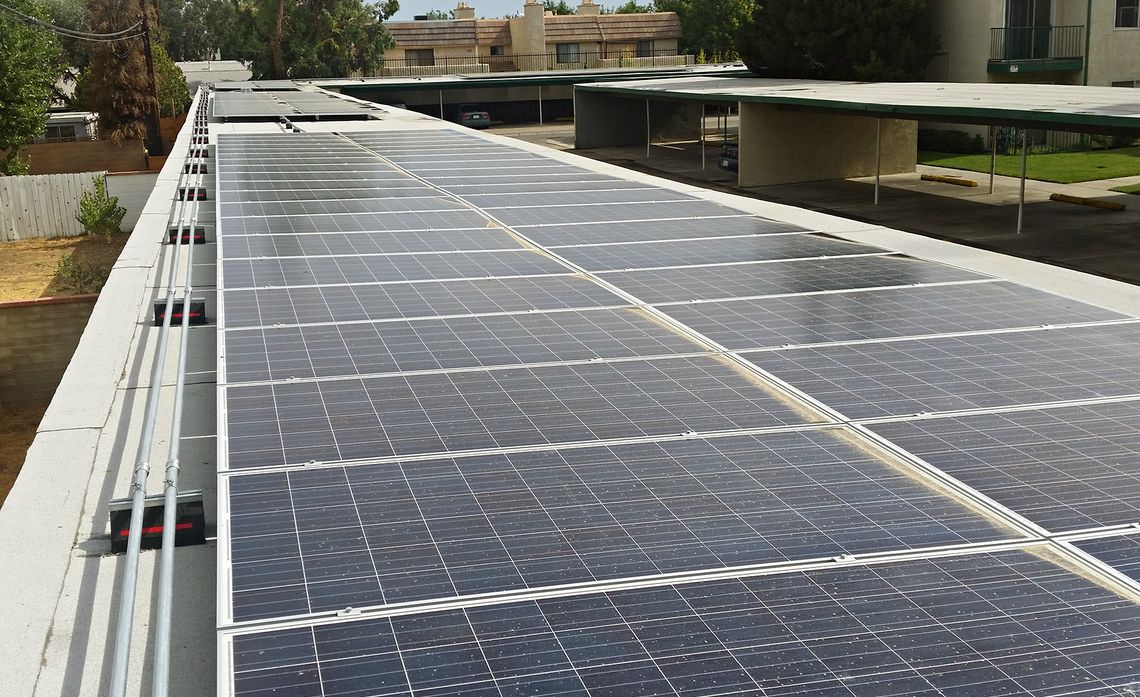 MULTIFAMILY AFFORDABLE SOLAR HOUSING PROGRAM