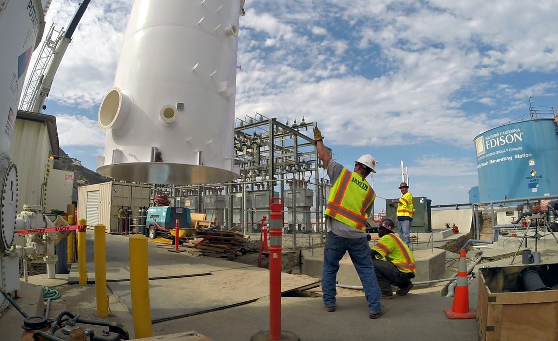 Catalina Island Desalination Plant