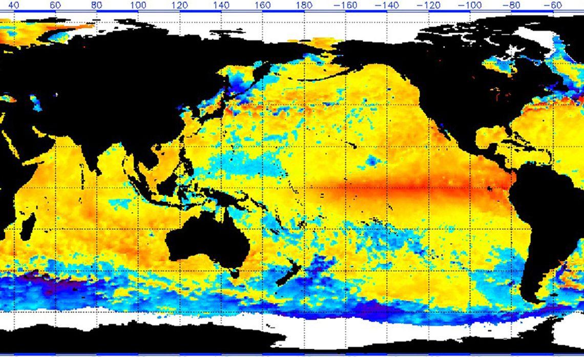 El Nino - SCE meteorologists