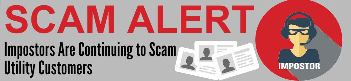 Don't Fall Victim to Utility Bill Scams