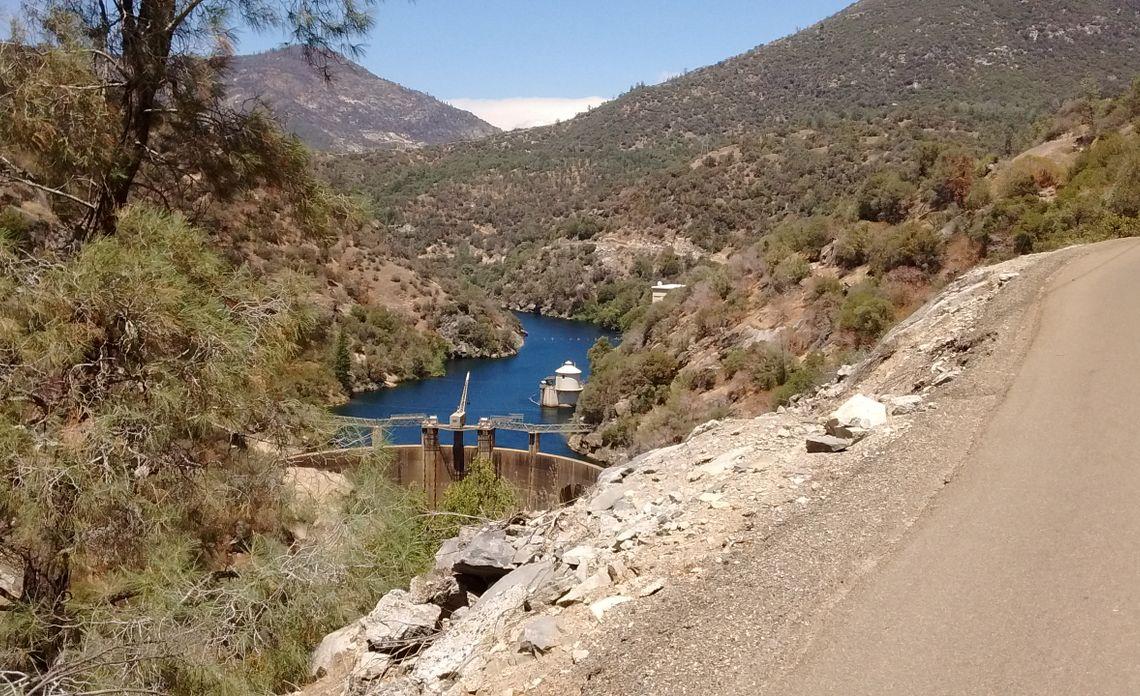 Big Creek Hydroelectric Generating Station